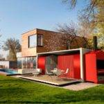 Modern Story Shipping Container Homes Living