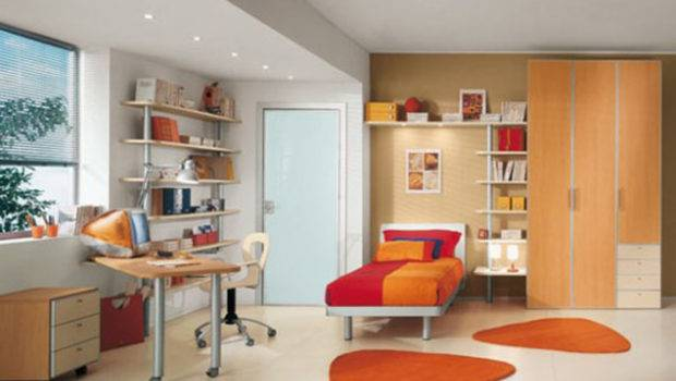 Modern Stylish Teen Room Decor Ideas