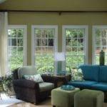 Modern Sunroom Interior Design Ideas Window Treatments Ciiwa