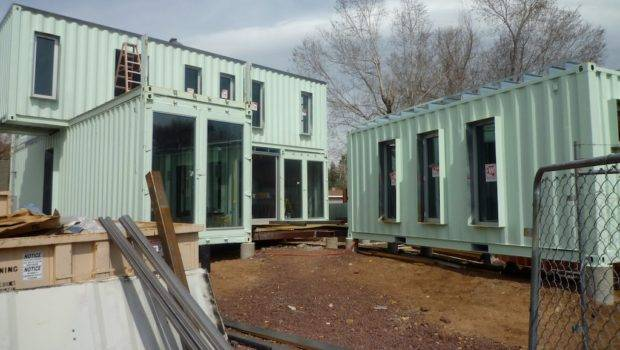 Modern Train Container Homes Living