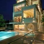 Modern Villa Greece Most Beautiful Houses World