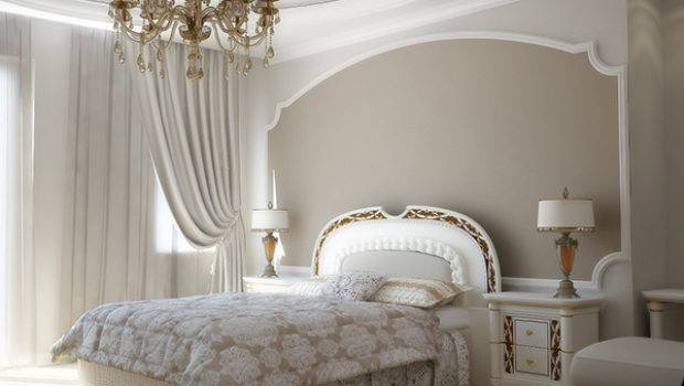 Modern Vintage Glamorous Bedrooms Decoration House