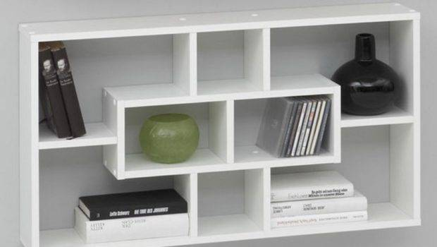 Modern Wall Mounted Book Shelving