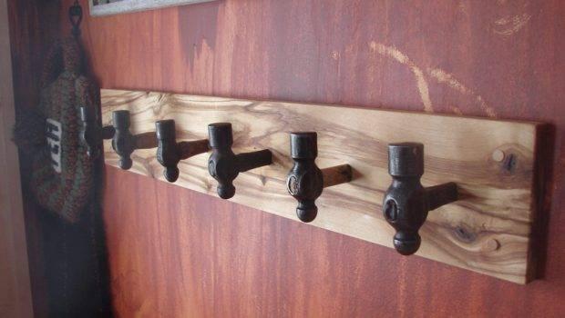 Modern Wall Mounted Coat Rack Ideas Hanger