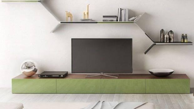 Modern Walls Put Shelf Design Necessities