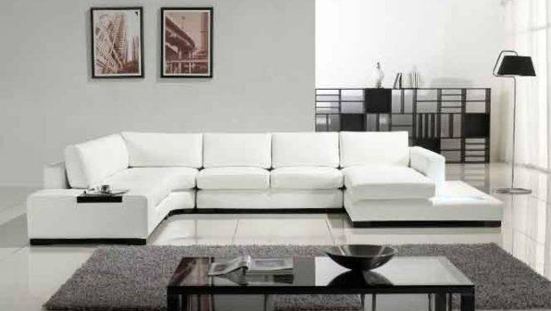 Modern White Sofa Designs Interior Design