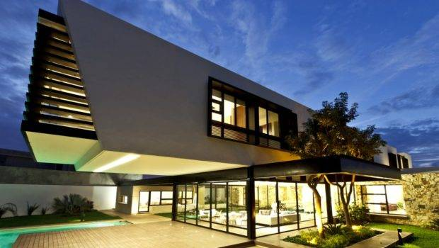 Modern Work Mexican Architecture