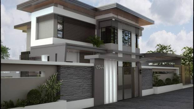 Modern Zen House Concept