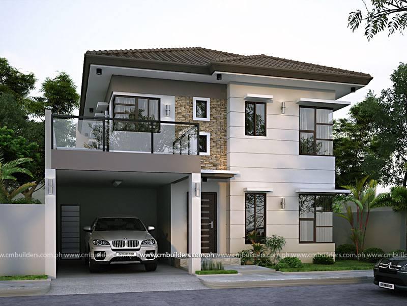 Modern Zen House Design Builders - Cute Homes   #102121