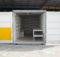 Modified Shipping Container Serves Portable Workshop Electrical