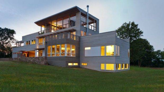 Modular Home Homes Solar Panels