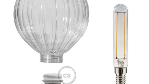 Modular Led Decorative Light Bulb Transparent Balloon