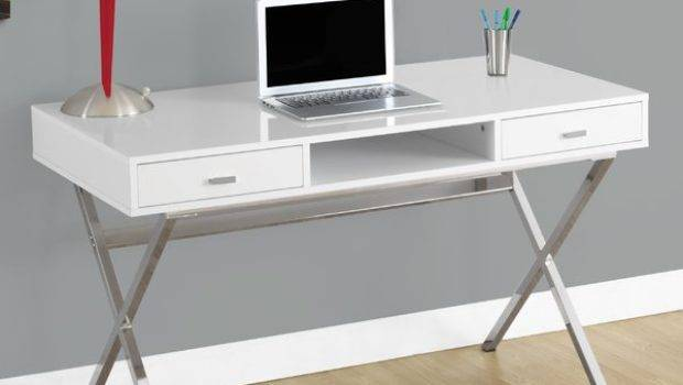Monarch Specialties Inc Writing Desk Reviews Wayfair