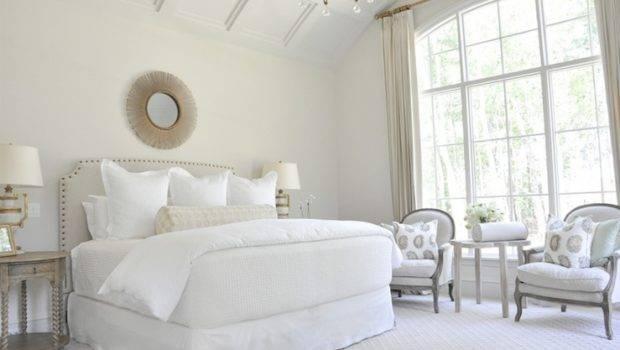 Monochromatic Bedroom Design Ideas