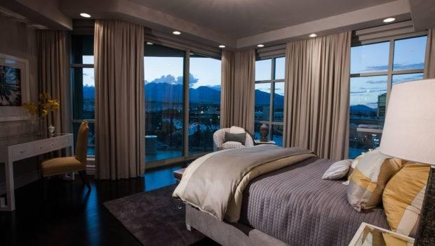 Monochromatic Bedroom Interiors Cary Vogel
