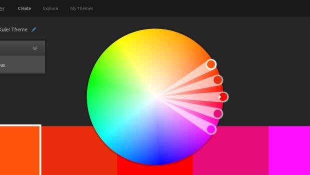 Monotone Color Wheel Fact