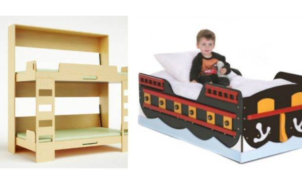Most Unique Beds Toddlers