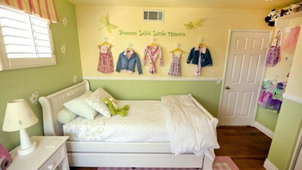 Multifunctional Little Girl Room Small Space Hgtv