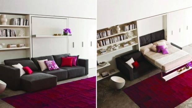 Multipurpose Furniture Modern Spaces