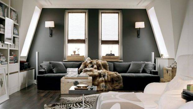 Must Absolutely Paint Your Walls Gray