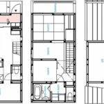 Nakano Japan Small Japanese House Floor Plans Humble Homes