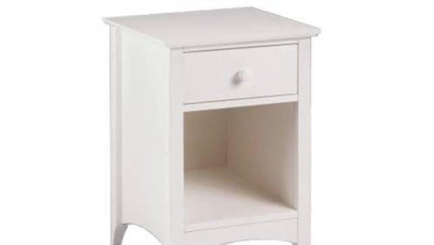 Narrow Bedside Table Home Design