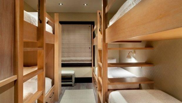 Narrow Space Bunk Beds
