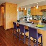 Natural House Interior Wooden Material Olpos Design