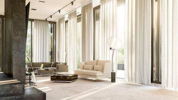 Natural Interior Concepts Floor Ceiling Windows