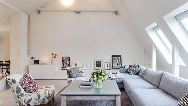 New Apartment Attic Decor Design Ideas Nijihomedesign