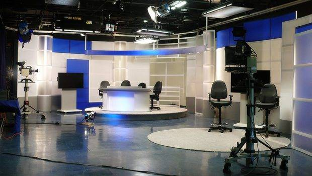 New Broadcast Studio Set Added Our Catalog Complete Array