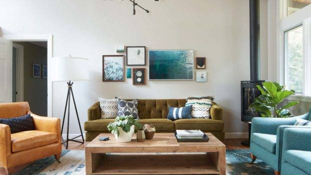 New England Home Gets Infused West Coast Coastal Vibe