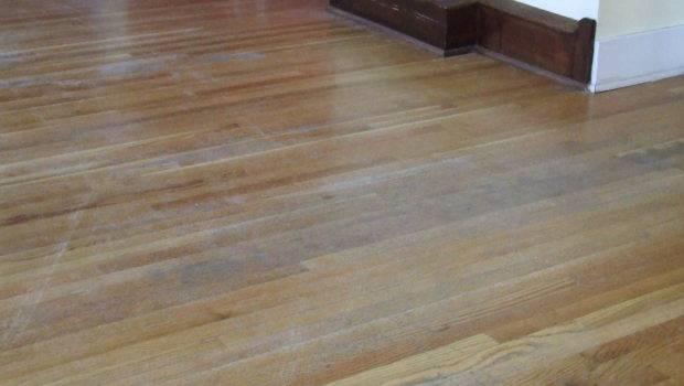 New Hardwood Floor Refinishing Stain