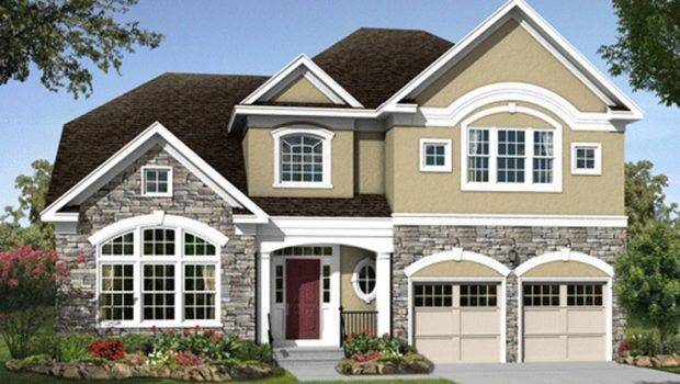 New Home Design Ideas Modern Big Homes Exterior Designs Jersey