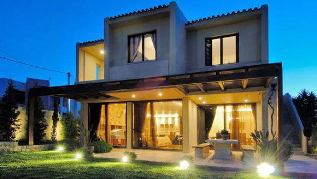 New Home Designs Latest Greek Homes