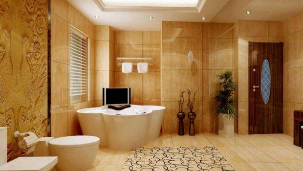 New Home Designs Latest Modern Bathrooms Best Ideas