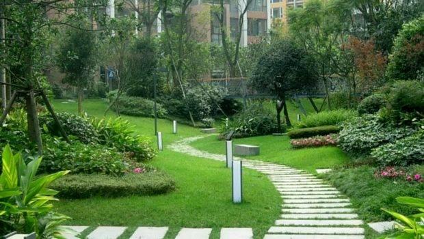 New Home Designs Latest Modern Beautiful Gardens Ideas