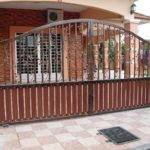 New Home Designs Latest Modern Homes Iron Main Entrance Gate