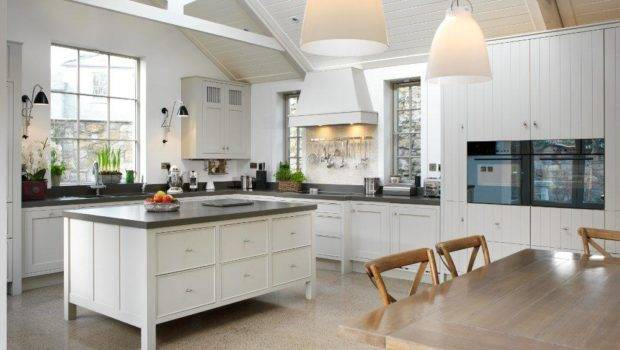 New Kitchen Design Plain English Collection