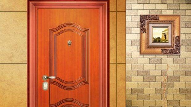 New Wooden Door Design
