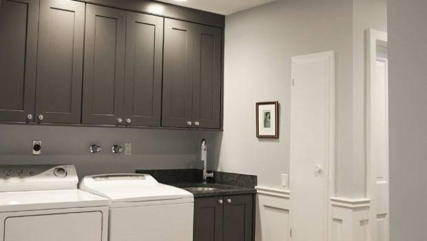 New York Area Interior Traditional Laundry Room