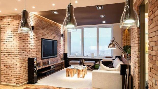 New York Loft Style Interior Design Ideas