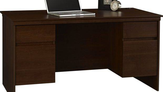 Nice Ameriwood Westmont Collection Executive Desk Expert