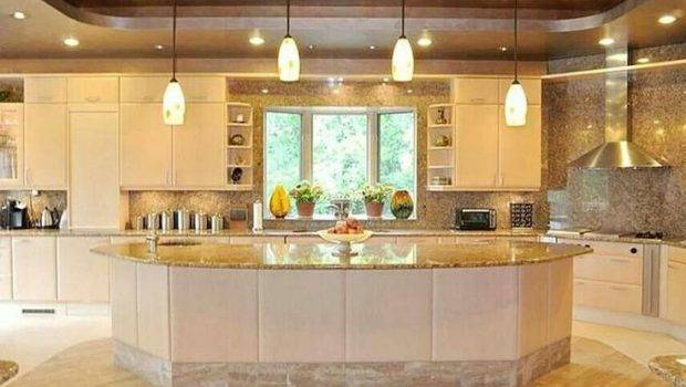 Nice Big Kitchen Home Pinterest Kitchens