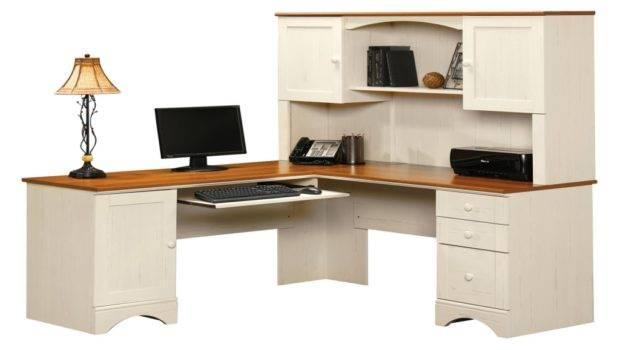 Nice Desk Chairs Sauder Corner Computer Hutch