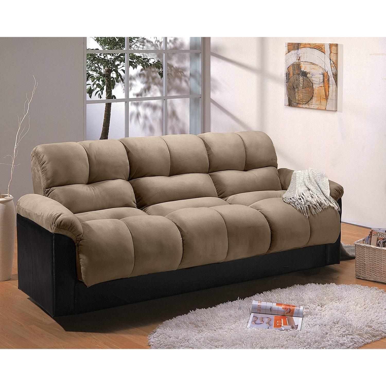 Nice Futon Sofa Bed Furnititure   Cute Homes   108400