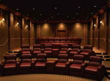 Nice Home Theater Design Plans