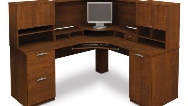 Nice Modern Small Corner Computer Desk Furniture