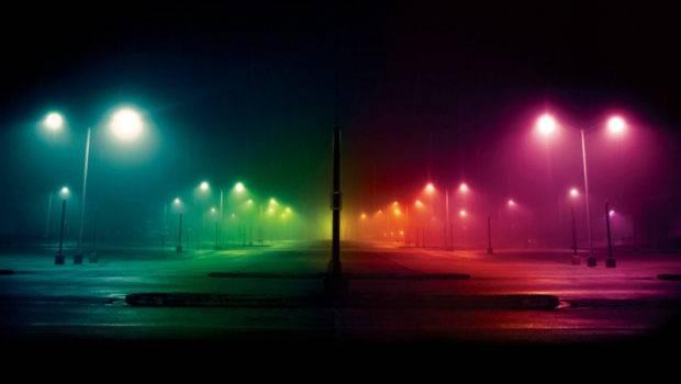 Night Light All Color Rainbow