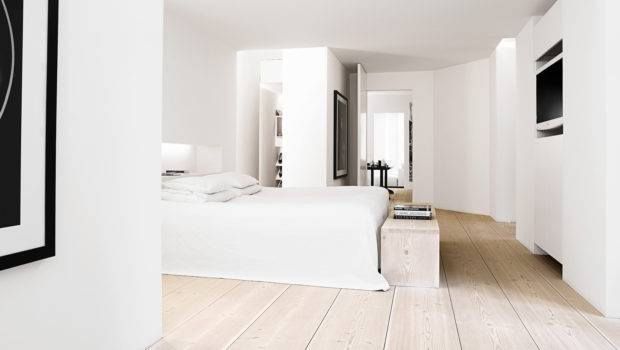 Nordic Bliss Scandinavian Style Wood Floor Dinesen Bedroom